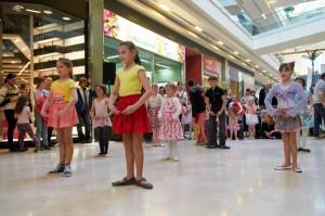 Mezinárodní den tance v režii baletu DFXŠ