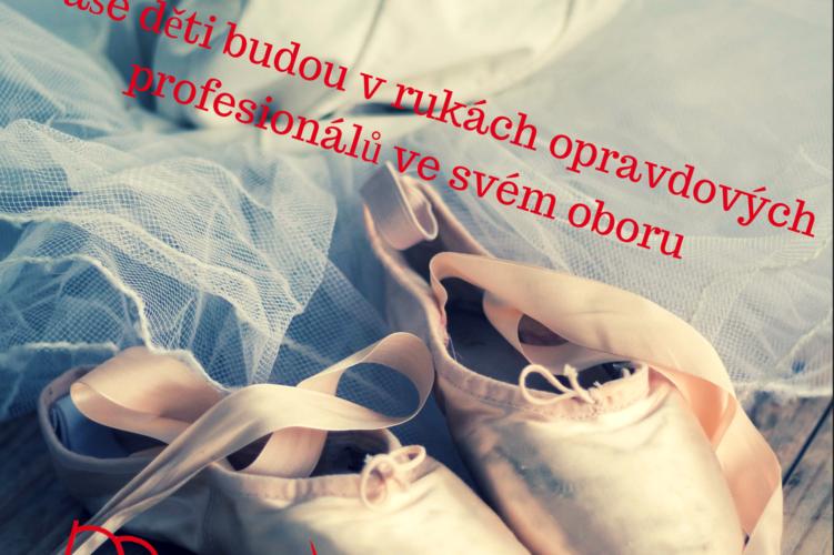 Malex Ballet School Vás zve na zápis pro školní rok 2018/2019 .