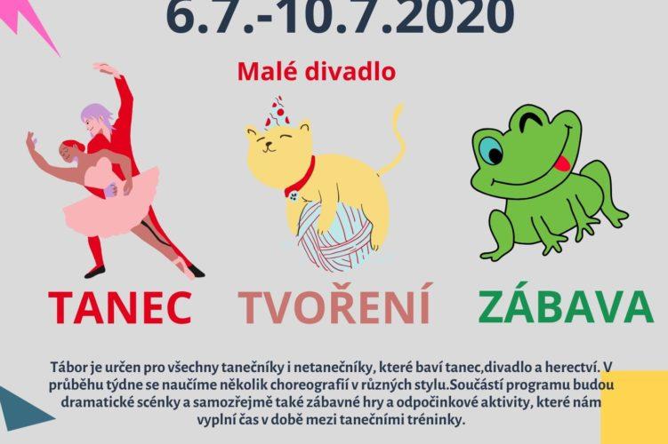 Příměstský tábor 2020