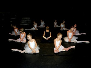 Balet- kostým - 2015 046